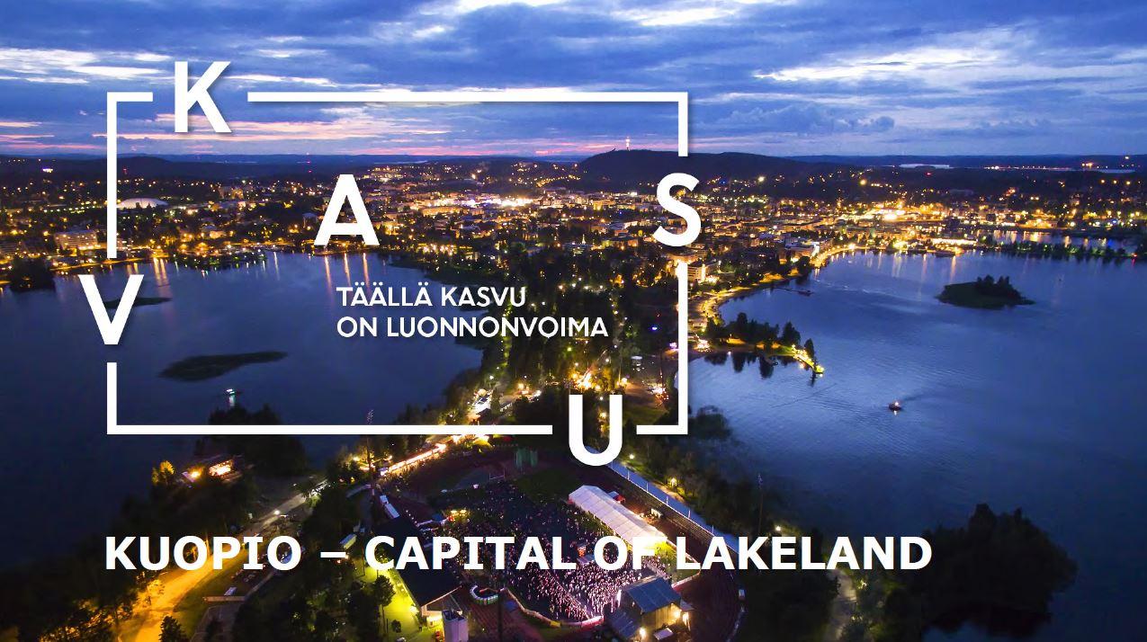 Valtuustotalo Kuopio