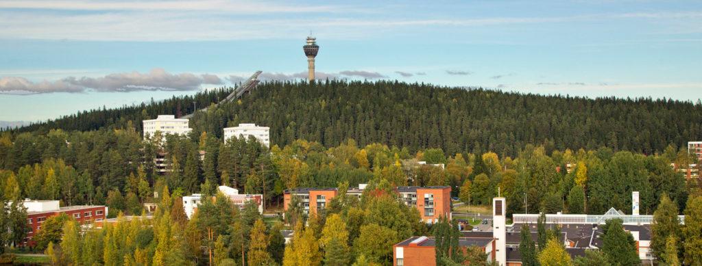 Kuopio Asuinalueet