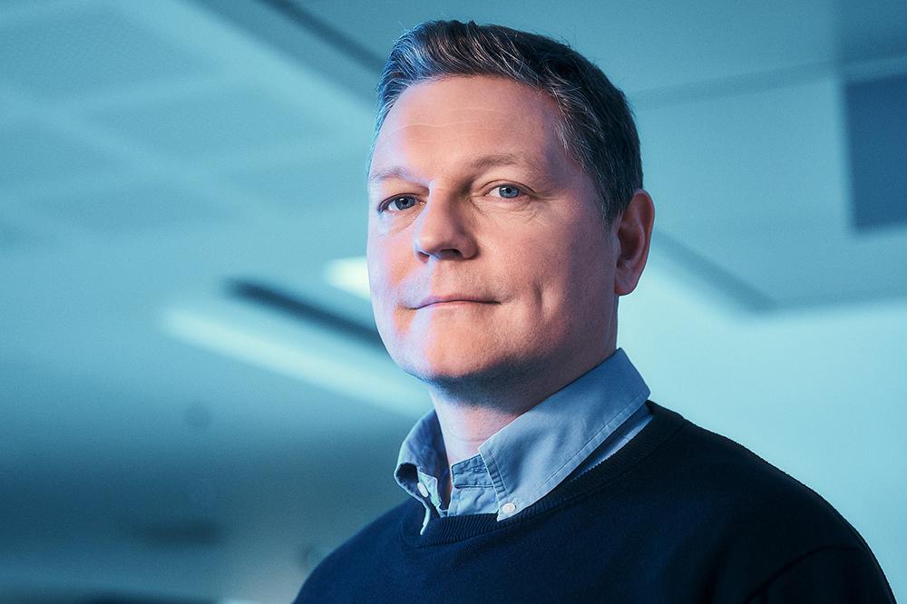 Mikael von und zu Fraunberg, Director, Neurocenter Finland