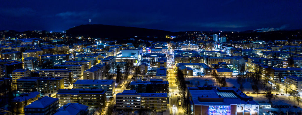 Kuopio ny night